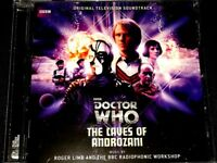 DOCTOR WHO THE CAVES OF ANDROZANI CD Original Television Soundtrack