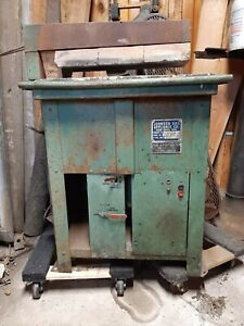 Johnson Gas Forge, Mdl 122-B Natural gas 120 volt