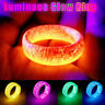 Luminous Glow Ring - Glowing In The Dark Jewelry Rings for Women & Men Glo Blue