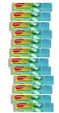 Carmex Daily Care Lip Balm Winter Mint SPF 15, 0.15 oz (LOT OF 12 STICKS)