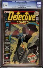 Detective Comics # 423 CGC 9.6 OW/W (DC 1968) Mike Kaluta cover