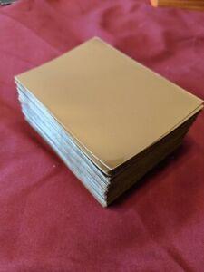 90+ Gold Dragon Shield Matte Sleeves