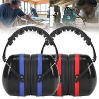 Folding Ear Defenders SNR 35dB Protectors Hearing Safety Adult For Shooting
