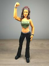 WWF WWE Elite Jakks Pacific 2002 Raw LITA  Diva Wrestling Figure