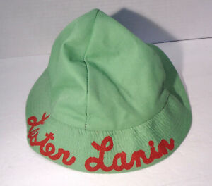 Lester Lanin Orchestra Green with Red Lettering Souvenir Hat!
