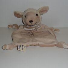 Doudou Agneau Mouton Les Petites Marie