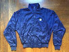 vintage nike tennis windbreaker jacket mens size small 80s checkerboard mcenroe
