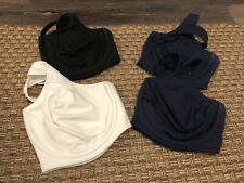 4 Wacoal Sports Bras 38G and 38H #855170