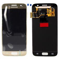 Display Full LCD Komplettset GH97-18523C Gold für Samsung Galaxy S7 G930 G930F