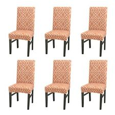 New Dining Chair Covers Slipcover Banquet Kitchen Hotel Home Decor Multi-color