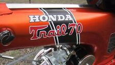 Honda CT70 Trail 70 HKO 2pc. Body/Frame Decal/Sticker Set 70-71