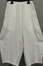 Shirin Guild Pantalones Tribal, Talla S, 100% Lino
