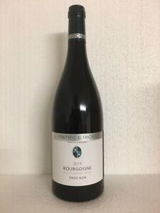 3 x 2019 Bourgogne Pinot Noir, Domaine Patrice Rion