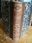 OEUVRES DE SULLY PRUDHOMME POESIES 1865 - 1866 LEMERRE BIEN RELIE