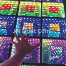 Magic floortile RGB 5050 Led Dance Floor LED Light Brick Abyss Effect Decoration