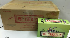 Rare Card Case-Dart 1990 Beetlejuice Trading Cards(12Boxes x 48 Packs)-Popular