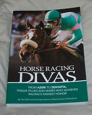 Fillies & Mares Named HORSE OF THE YEAR Thoroughbred Race Horse Book racing