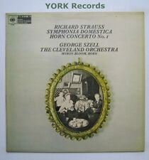 61355 - STRAUSS - Symphonica Domestica SZELL Cleveland Orchestra - Ex LP Record