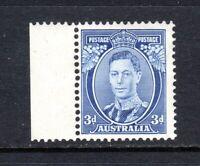 1938  KGVI 3d BLUE (DIE 2)  THICK PAPER - MINT