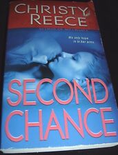 Last Chance Rescue #5 Second Chance  by Christy Reece 2010 Paperback