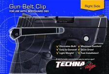 Techna Clip S&W BodyGuard 380 .380 Right Side Concealed Carry Pocket / Belt Clip