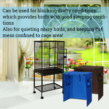 Large Bird Parrot Cage Cover To For 97CM X 60CM X 130CMTALL Cage Breathable DIY