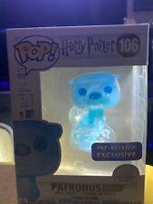 MINT! Funko Pop! PATRONUS HERMIONE GRANGER 106 World of Harry Potter EXCLUSIVE!
