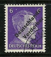 Germany 1945, Russian Occup. Zone  Meissen Michel no. 32a