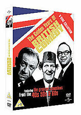 The Golden Years Of British Comedy: The 40s, 50s And 60s [DVD], Very Good DVD, E