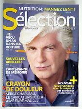 SÉLECTION DU READER'S DIGEST DE SEPTEMBRE 2008, EN COUVERTURE SERGE CHAPLEAU