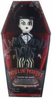 Maitre Des Morts (Living Dead Dolls) Series 33 Moulin Morgue, New in Box, New To