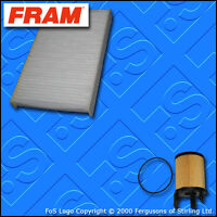 SERVICE KIT CITROEN C4 1.6 HDI FRAM OIL CABIN FILTERS (2004-2010)
