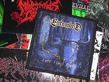 Entombed Patch Sweden Death Metal Nihilist