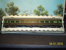AHM/RIVAROSSI HO SCALE #6443-NP 85'  COACH NORTHERN PACIFIC #6443