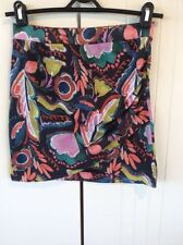 Zara Mini Floral Skirts for Women