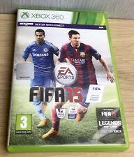 Xbox 360 FIFA 15 Spass Familie jagen Ziel immer Fußball Running Ball Spiel