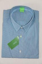 Hugo Boss Green chemise, taille M, 39-40
