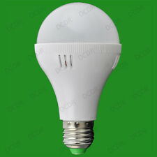 12W LED Ultra Lampadina Basso Consumo Energetico GLS Globe 3000K Bianco Caldo ES