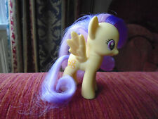 My Little Pony G4 Sunny Rays brushable toy Hasbro