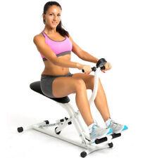 Squat Machine Rowing Riding Bodybuilding Home Training Rower Digital Display