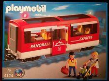 PLAYMOBIL®*4124*PANORAMA EXPRESS PERSONENWAGEN*NEU+OVP