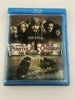 Pirates of the Caribbean: At Worlds End Blu-ray Disc Bluray Johnny Depp 2007
