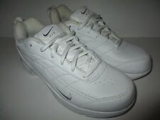 NIKE Air Walk Airliner Leather Walking Shoes sz 6 White 315698-101