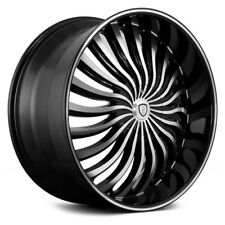 22 inch Borghini B24 Wheels rims&Tires fit Charger Challenger Ram F150 Navigator