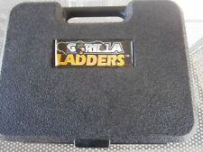 Gorilla Ladder 4 in 1 Alum. Ladder Static Hinge Kit + Wrenches, in the Case