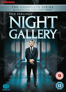 Night Gallery - The Complete Series (10 disc box set) [DVD][Region 2]