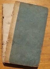 THE HEIDENMAUER 1832 James Fenimore Cooper THE BENEDICTINES 1st EDITION VOL II
