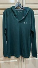 UNDER ARMOUR Heat Gear Pullover Large