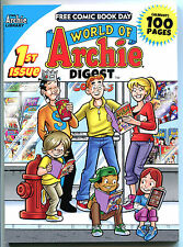 ARCHIE DIGEST #1, NM, World of, Jughead, Betty, FCBD, 2013, more items in store