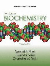 Principles of Biochemistry by Donald J Voet